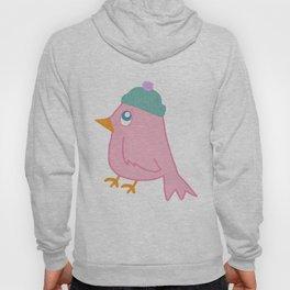winter hat birdy Hoody