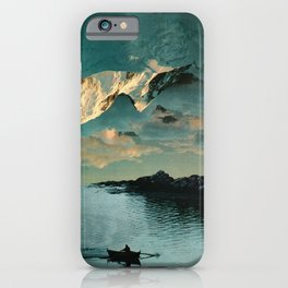 A Meditation iPhone Case