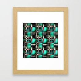 Abstract Windows Framed Art Print