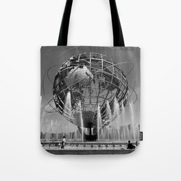 A Dramatic Summer Afternoon in Queens Tote Bag