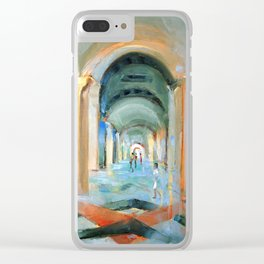 Gallery by Diana Grigoryeva Clear iPhone Case