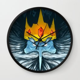 Who is Mad Now? Wall Clock