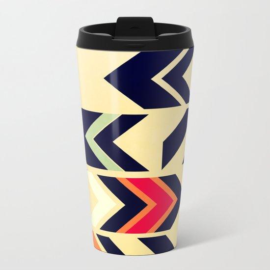 PRJ/27s Metal Travel Mug
