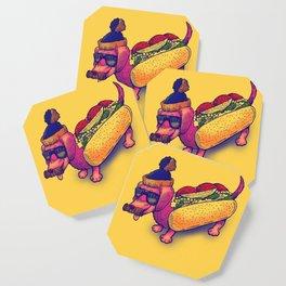 Chicago Dog Coaster