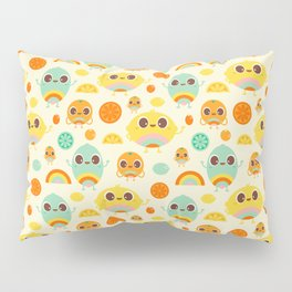 When Life Gives You Lemons Pillow Sham
