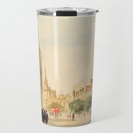 Oxford High Street Travel Mug