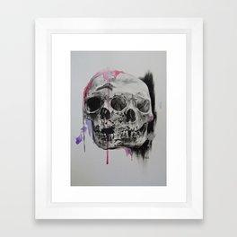 Twin Cities Framed Art Print