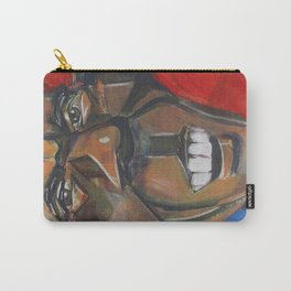 Obama Abstract Carry-All Pouch