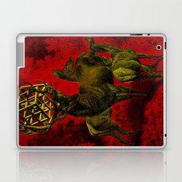 Metatrons cube hypercube II Laptop & iPad Skin
