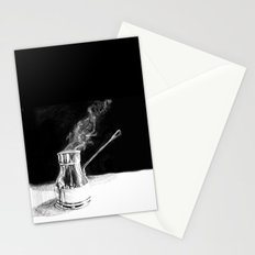 Arabic Coffee Stationery Cards