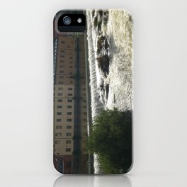 Old Industry iPhone Case