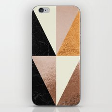 Copper Geo iPhone & iPod Skin