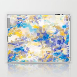 Canopy Blue Laptop & iPad Skin