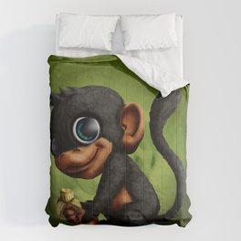 Mr Monkey Comforters