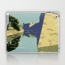 Fort Marion National Monument, St. Augustine, Florida Laptop & iPad Skin