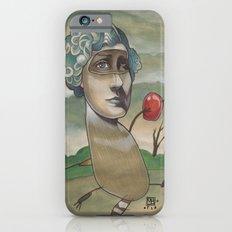 RED APPLE RACCOON Slim Case iPhone 6s