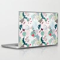 wonderland Laptop & iPad Skins featuring Wonderland by Demi Goutte