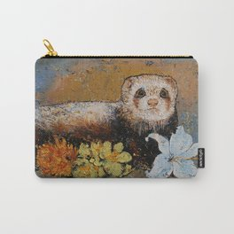 Ferret Splendor Carry-All Pouch