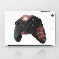 xbox iPad Cases featuring Zombie Xbox One Controller by Peyeyo