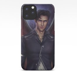 Lord of Night iPhone Case