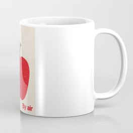 NYC Airliner poster Coffee Mug