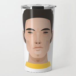 "Eddy ""THE CANNIBAL"" Merckx Travel Mug"