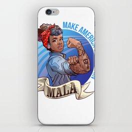 MALA - Make America Love Again iPhone Skin