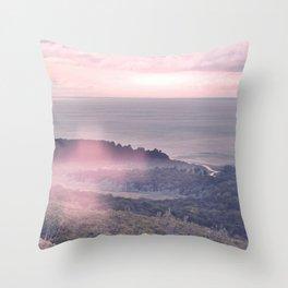 Sunset v2 Throw Pillow