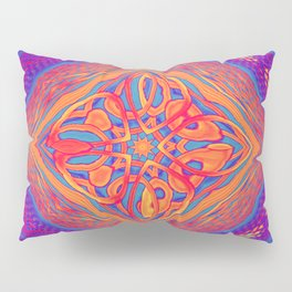 Colourful Weave Pillow Sham