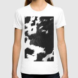 Rustic Cowhide T-shirt