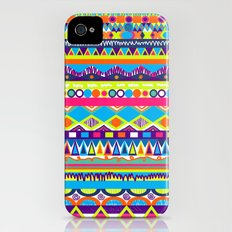 Summer Zest Slim Case iPhone (4, 4s)