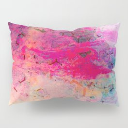 Untitled Abstract Mix Pillow Sham