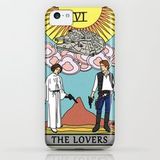 The Lovers - Tarot Card iPhone 5c Slim Case
