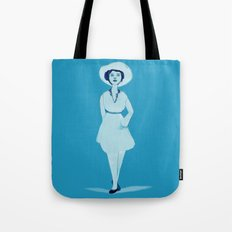 Lovely Lady II Tote Bag