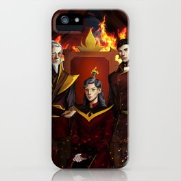 Fire Lords iPhone Case