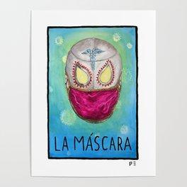 La Máscara | The Mask Poster