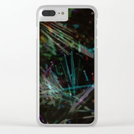 Lights and Bells Clear iPhone Case