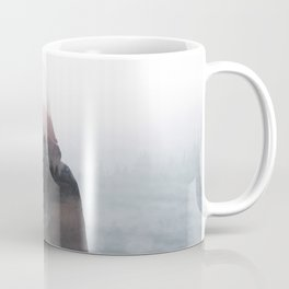 All your weight falls on me Coffee Mug