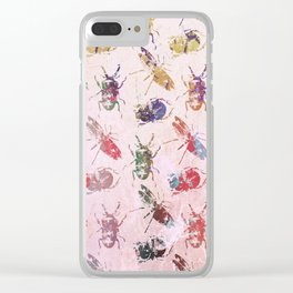 hot buggy mess Clear iPhone Case