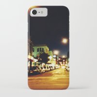 cuba iPhone & iPod Cases featuring Cuba Street by Curious Yellow