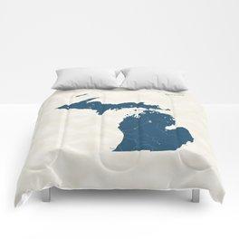 Michigan Parks - v2 Comforters