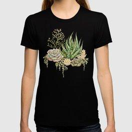 Succulent Bouquet T-shirt