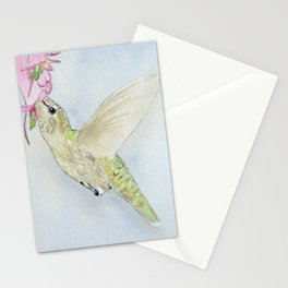 Mid-Flight Meal Stationery Cards
