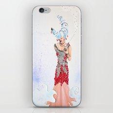 Silvermoon iPhone & iPod Skin