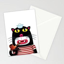 Sailor Kitten Stationery Cards