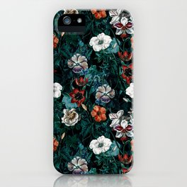 NIGHT FOREST XXI iPhone Case