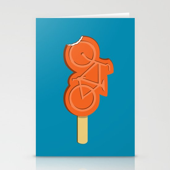 Bisicle Stationery Cards