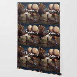 Flight of Fancy (Steampunk) Wallpaper