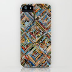 Texas Kaleidoscope Slim Case iPhone (5, 5s)