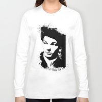 louis tomlinson Long Sleeve T-shirts featuring Louis Tomlinson by Aki-anyway
